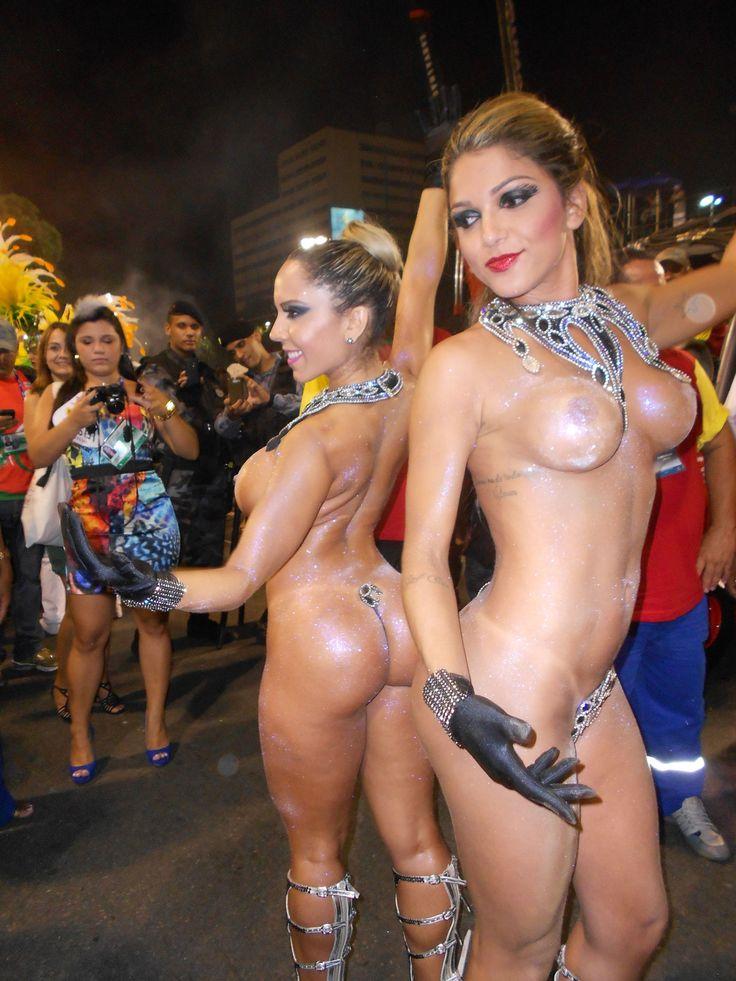 Проститутки бразильских карнавалов посмотрим