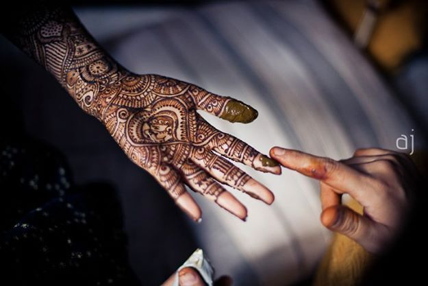 Bridal Mehndi Ideas : Indian mehendi henna design ideas for modern bride