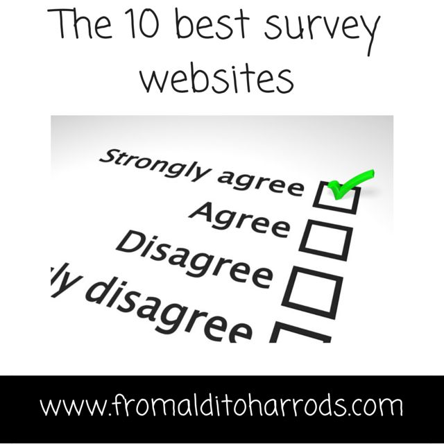 Anyone who promises that you will make mega money completing online surveys is lying! Surveys often pay mere pennies for a lot of work, and…