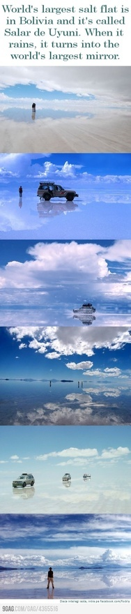 .: Largest Salts, Places To Visit, Buckets Lists, The Salar De Uyuni, Salts Flats, World Largest, South America, Earth, Bolivia