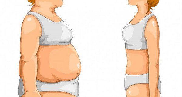 pierde belly fat webmd