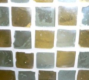Mosaikfliesen Im Badezimmer Verlegen