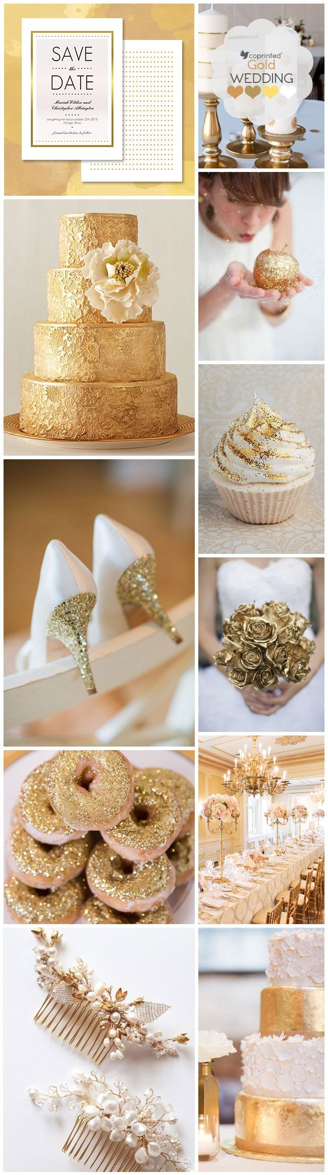 Golden-Save-The-Date-Card-Template