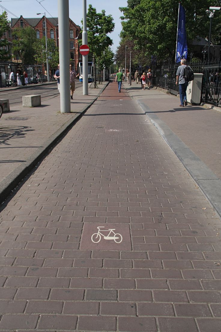 Segregated Calgary lane