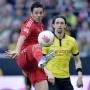 Deutscher Meister: Pizarro will bei den Bayern bleiben - http://jackpot4me.com/ergebnisselive/deutscher-meister-pizarro-will-bei-den-bayern-bleiben/ - Er ist nur Strmer Nummer drei beim FC Bayern, bekommt von den Angreifern am wenigsten Spielzeit  dennoch mchte Claudio Pizarro gerne in Mnchen bleiben. Laut des Peruaners soll es in dieser Woche Gesprche geben.