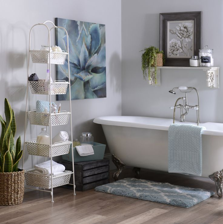 If Thereu0027s One Room That Needs To Be Organized And Clean Before The Rest,  Itu0027s Definitely Your Bathroom! Shop Our Bathroom Collection And Find  Baskets, ...