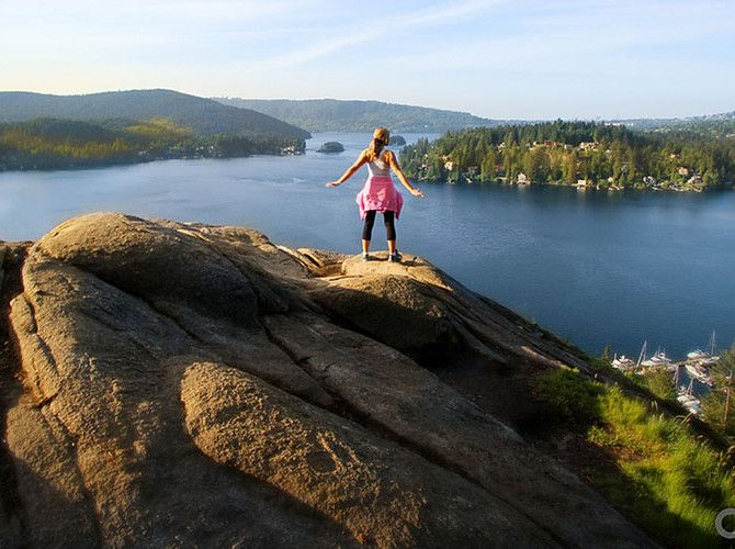 5 easy spring hikes for lazy people in Vancouver