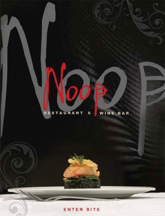 Noop Restaurant in Paarl