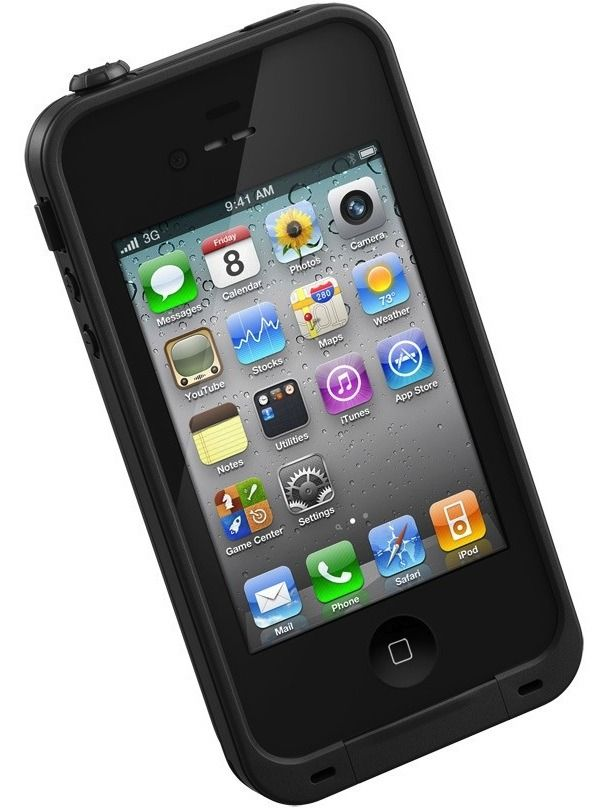 BEST iPhone Case called Lifeproof...2 thumbs up ...