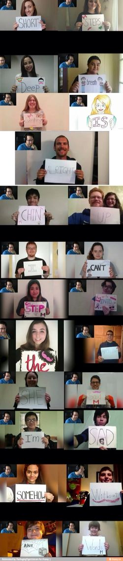 This video made me cry literally non stop! Loved every second of it <3
