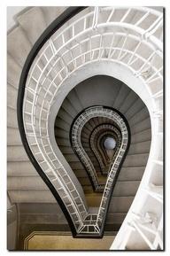 round and round stairs