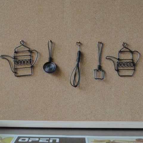 ワイヤークラフト キッチン