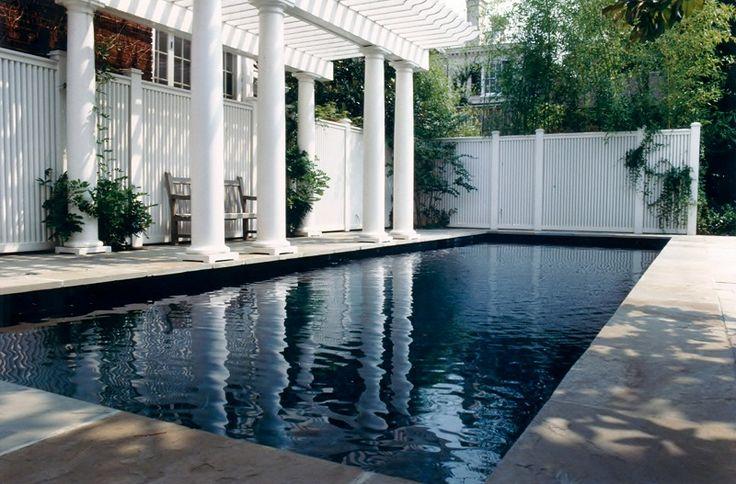 30 best burdette pool images on pinterest retaining for Pool design washington dc