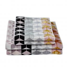 FIDELIS Bath Towel Bathroom Makeover Set   Ziporah Lifestyle