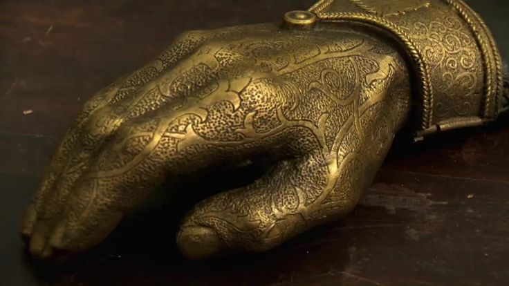 Game of Thrones - Golden Hand.