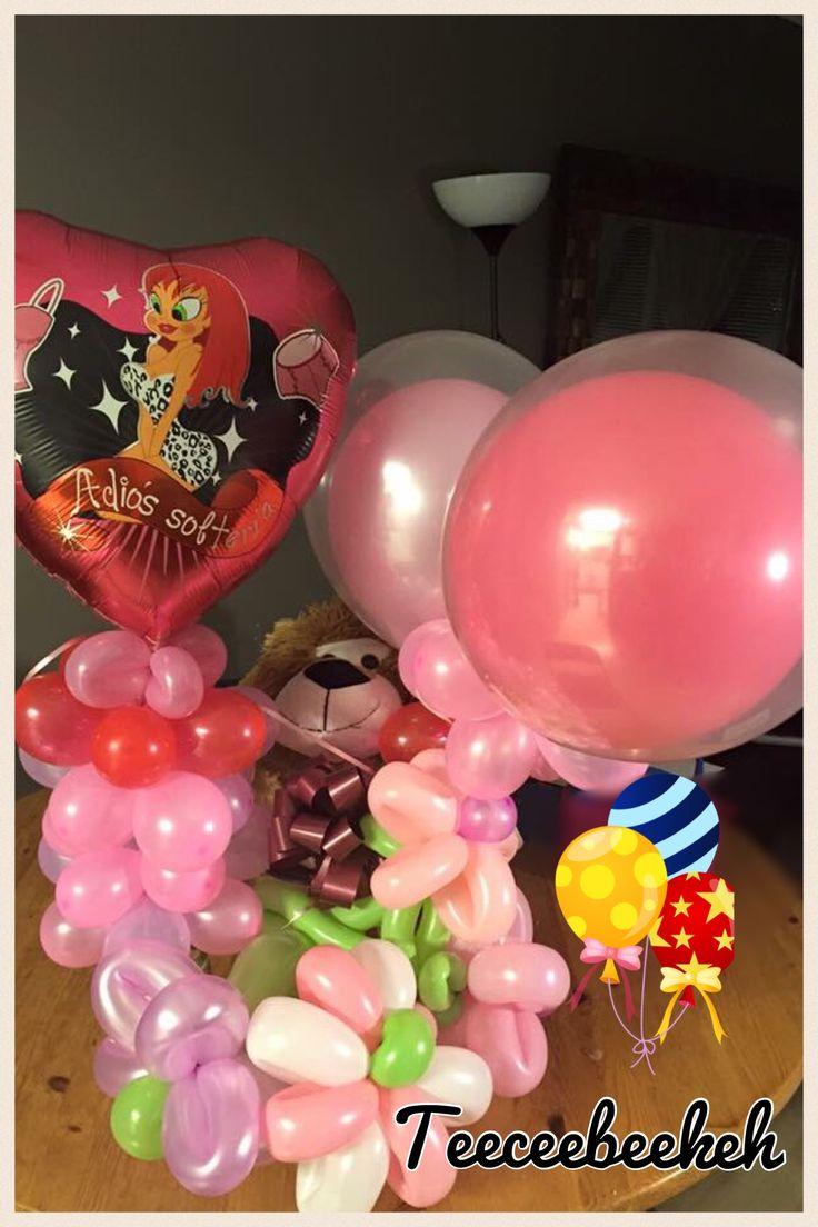Balloons Bridal Showers Globes Bachelorette Parties Balloon