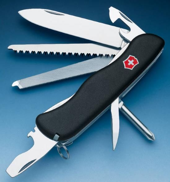 121 best Swiss Army Knives images on Pinterest | Pocket knives ...