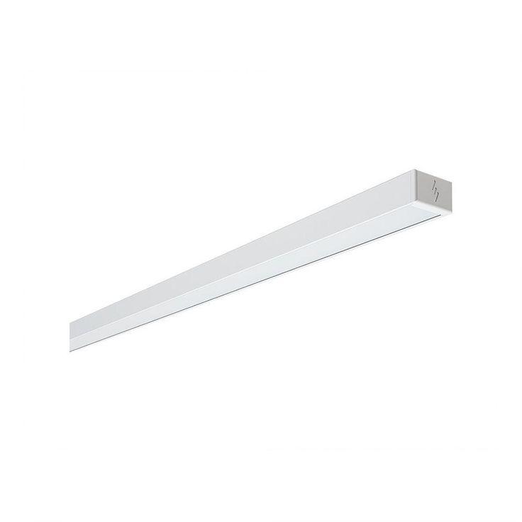 Gabinete LED lineal BL FLAT 1200 serie I 4000 K - masluz