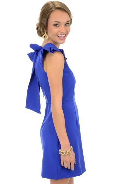 Blue Minx Dress :: NEW ARRIVALS :: The Blue Door Boutique