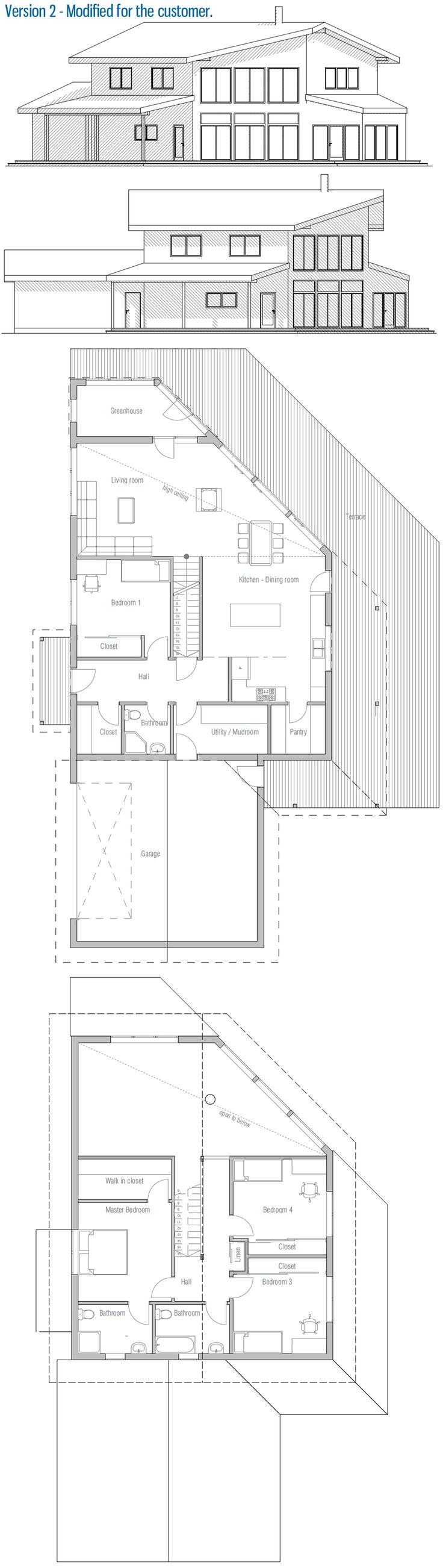 Customer House / Modified home plan