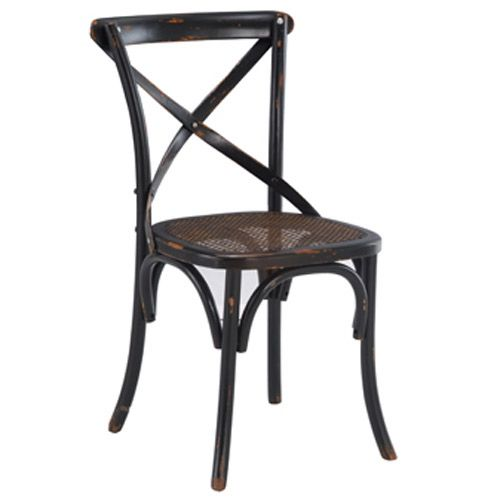 Chaise bistrot chic  http://www.homelisty.com/chaise-bistrot/