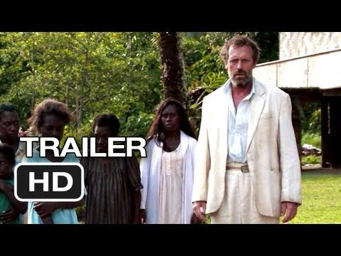 Mr. Pip Official Trailer #1 (2013) - Hugh Laurie Movie HD  Looks like an excellent film.