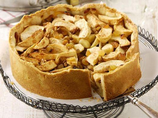 Holandský jablečný koláč - Recepty na každý den