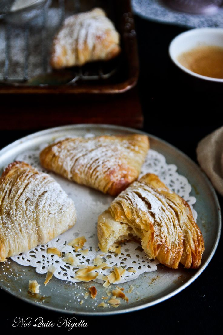 Lorraine, Pastries and Ricotta on Pinterest