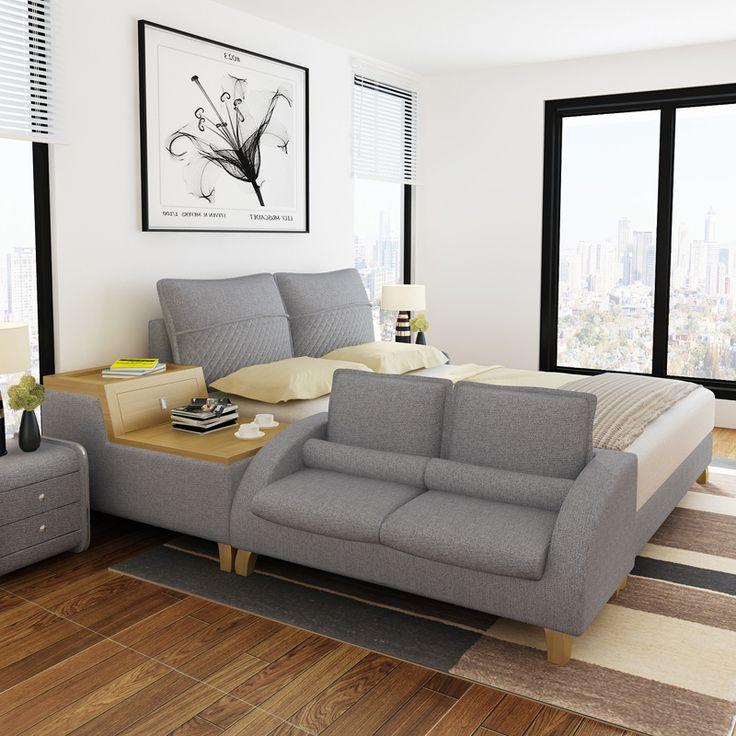 Best Phantom Multifunctional Tatami Bed Bed Bedding Nordic 400 x 300
