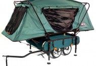 This would make an Outdoor Adventure.....Bicycling Mini-Camper!  FUNOutdoor Adventure