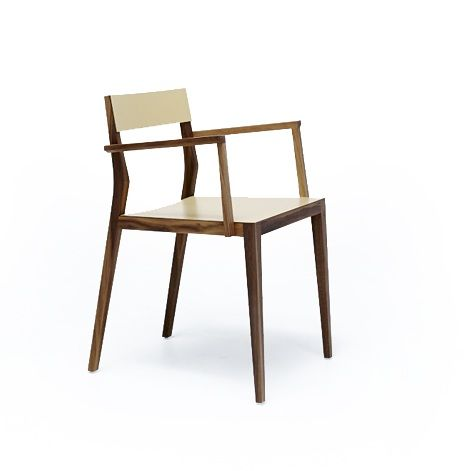Mint Stol Air med Armstöd http://www.mintfurnitureshop.se/sittmobler/stol-air-plus-med-armstod