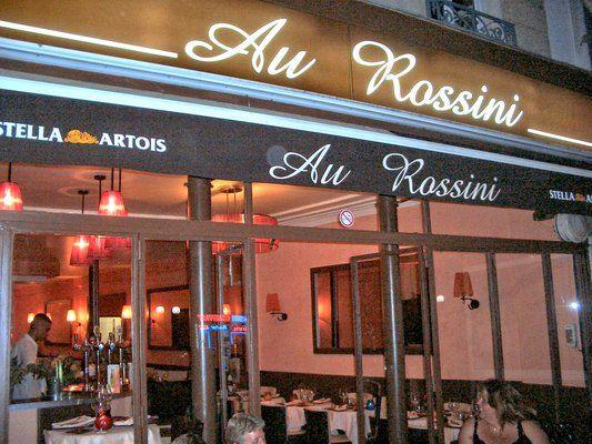 Kjempe restaurant i Latiner kvarteret i Paris. Absolutt å anbefale   Yelp
