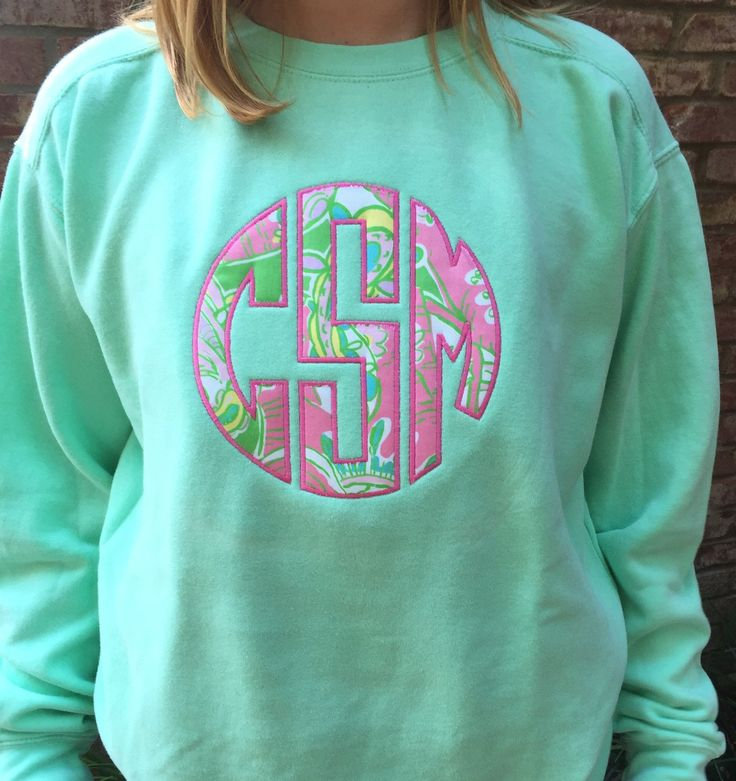 Monogrammed Whale Lace-up hoodie using Lilly Pulitzer fabric HU83W
