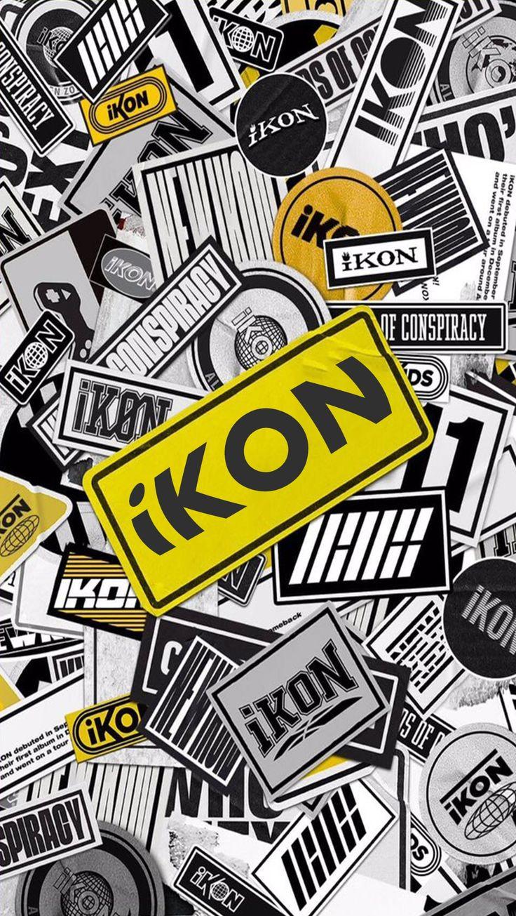 iKON Wallpaper by me HQ : http://imgur.com/a/SpZAg