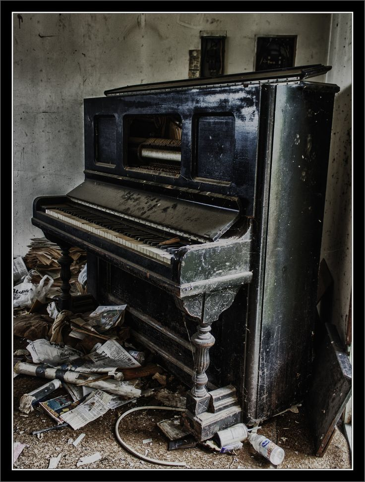 Inside Abandoned Mansions | Inside Old Abandoned Mansions | My Main Gear: Canon Rebel ... | Pianos
