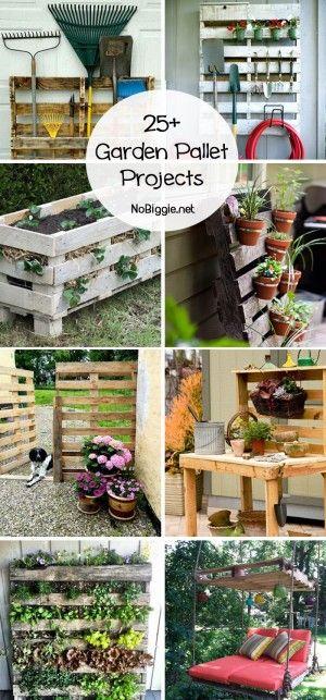 25+ garden pallet projects | NoBiggie.net