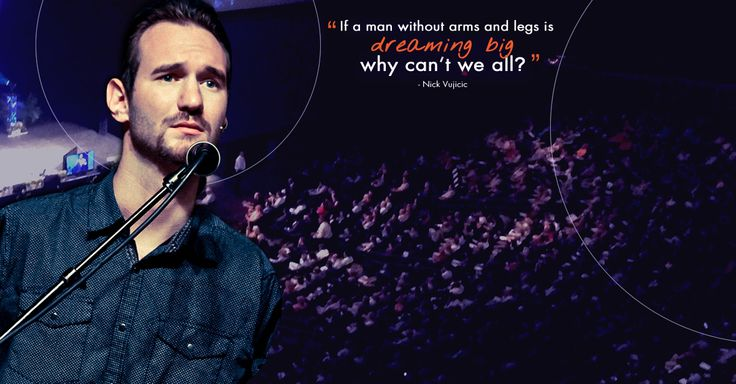Do you want more from life?  Get the tools you need to take your life to the next level at the National Achievers Congress.  Get inspired by Nick Vujicic alongside a host of other inspirational speakers!  Secure your spot now:http://bit.ly/nac_pin