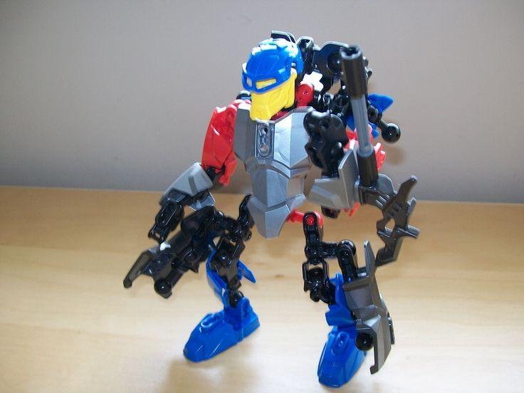 Hero factory transformers optimus prime