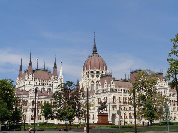 Hungarian Parliament Building, Hungary