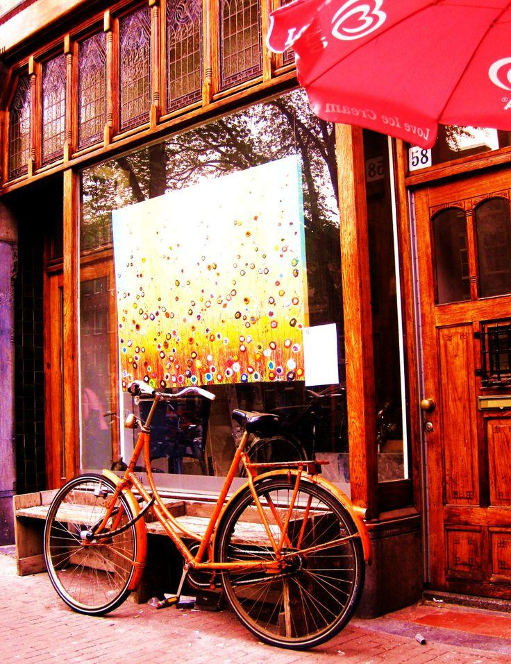 Amsterdam By Bridget Beilein
