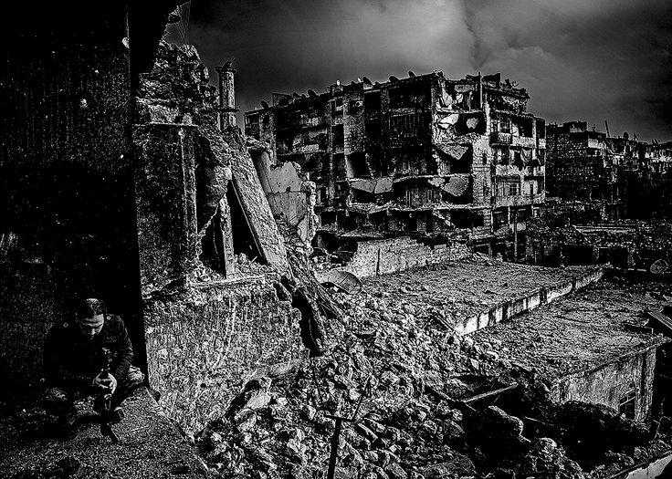 Aleppo, Agosto2015 fuente www.newsweek.com