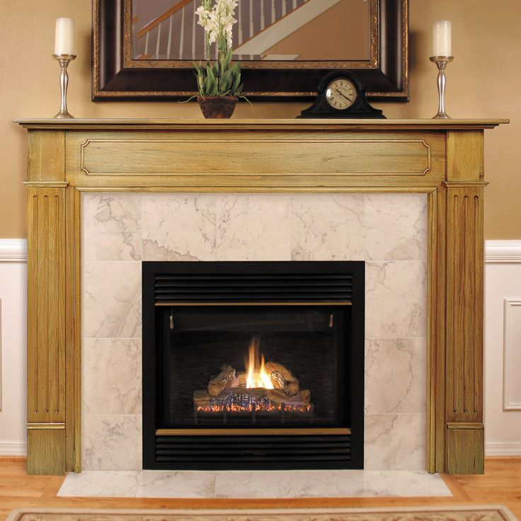 Best 25 Fireplace Mantel Surrounds Ideas On Pinterest Fire Place Mantel Ideas Fireplace