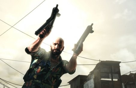 Max Payne 3 tv ad