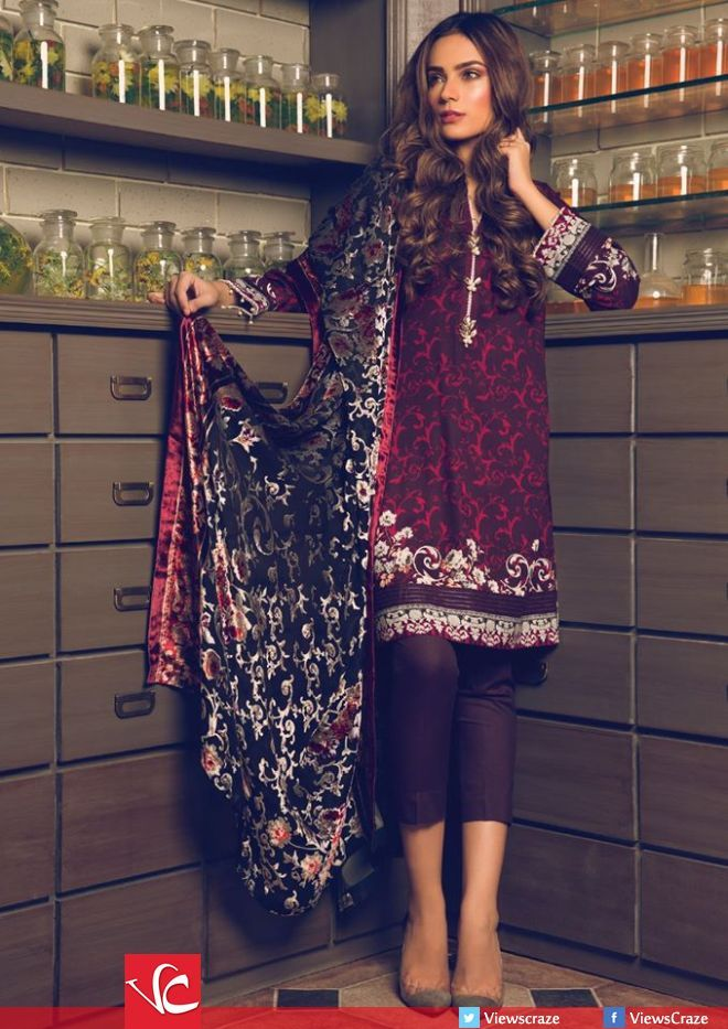 Alkaram Studio Winter Collection 2016