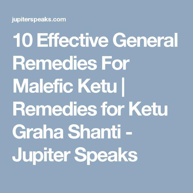 10 Effective General Remedies For Malefic Ketu   Remedies for Ketu Graha Shanti - Jupiter Speaks