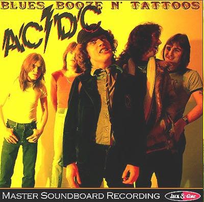 AC/DC - Blues Booze N' Tattoos