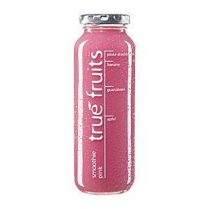 true fruits Smoothie pink 250ml