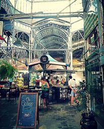 Mercado de San Telmo  photo by Lizi Olária
