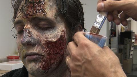 Maquillaje para hombres Halloween 2015
