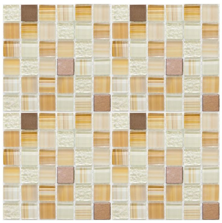 Mineral Tiles - Diy Network Tile Backsplash Kit 15Ft Harvest Blend, $179.00  (http: